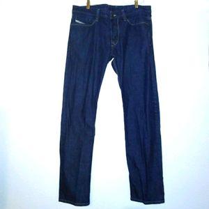 Diesel Viker Regular Straight Jeans